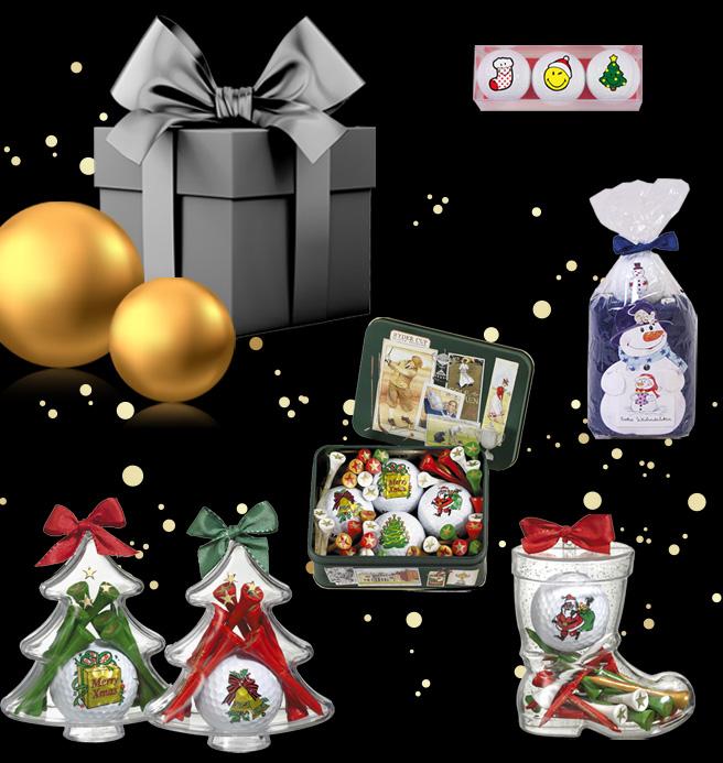 Damen Geschenkideen Weihnachtsmotiv
