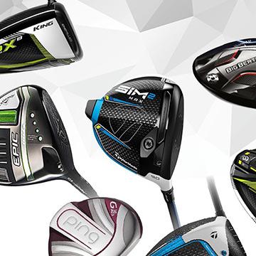 Golfschläger-Neuheiten